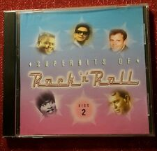 SUPERHITS OF ROCK 'N' ROLL 2 / CD (L&D RECORDS 2001)