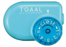 Kutsuwa STAD Angle Adjustable Pencil Sharpener T'GAAL Light Blue RS017LB