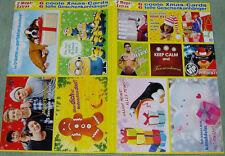 6 Xmas-Cards & 6 Geschenkanhänger aus der Bravo