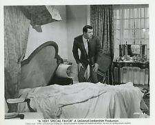 ROCK HUDSON A VERY SPECIAL FAVOR 1965 VINTAGE PHOTO ORIGINAL #4
