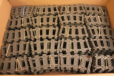 *Weekend Special 45 9v Metal Curved Lego Train Tracks 10020 4534 4535 4558 10133