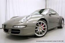Porsche : 911 4S Targa