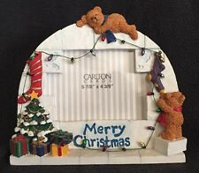 Merry Christmas Picture Frame by Carlton Cards Desk Top