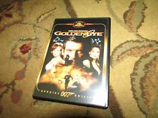 Goldeneye (DVD, 1999, Special Edition) James Bond 007 Pierce Brosnan