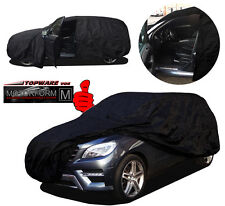 WASSERDICHT+SOFT: Lincoln Aviator OUTDOOR Autoplane Schutzhülle SUV Car Cover