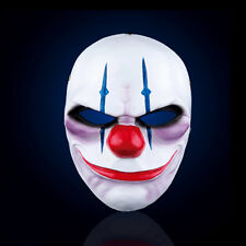 Payday2 The Heist Chains Mask Halloween Prop Fancy Dress Party Cosplay Costume