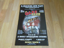 THE GLEE CLUB by Richard Cameron DUCHESS Theatre Poster