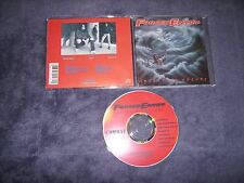 FORCED ENTRY-UNCERTAIN FUTURE testament,silence,forbidden 1989 COMBAT ORG!