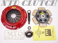 XTD STAGE 2 STREET CLUTCH KIT Toyota Corolla RWD 3TC 1.8L '80-'82 (5 Speed only)