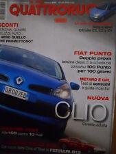 Quattroruote 600 2005 Master Test Alfa 159 contro 10 rivali   [Q44]