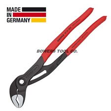 "Knipex Cobra 12"" Pliers Adjustable Water Pump Plier 8701300 2-3/4"" Jaw Capacity"