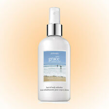 Philosophy Pure Grace Summer Surf Hair & Body Refesher 8 OZ. Scented Mist NEW