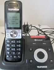 TELEFUNKEN TX 151 BLUETOOTH DRAADLOOS HANDSFREE TELEFOON +ANTWOORDAPPARAAT
