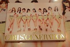 SNSD GIRLS GENERATION Gee 1st Press Limited Edition CD & DVD No Photo Card