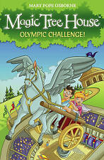 Magic Tree House 16: Olympic Challenge! by Mary Pope Osborne (Paperback, 2010)