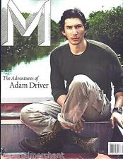 Menswear magazine Adam Driver Roger Angell Summer wines Ukraine Fashion