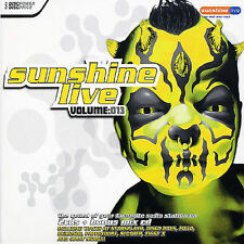 CD • Various Artists • Sunshine Live 13 • Limited Edition, Import