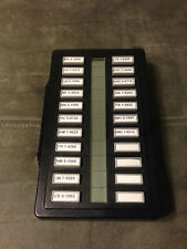Nortel Meridian Aastra M522 22 Button Add-On NT4X43