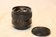 Carl Zeiss Sonnar 85mm f2.8 lens for Yashica/Contax mount cameras