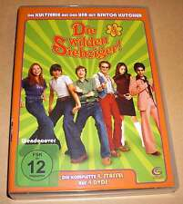 DVD DVDs TV Serie - Die Wilden Siebziger 70iger 70ger Staffel Season 4 komplett