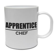 APPRENTICE CHEF - Cook / Cooking / Novelty / Funny / Gift Idea Ceramic Mug