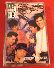 Cassette Audio New Kids on the Block Step by Step ! CBS Columbia 1990