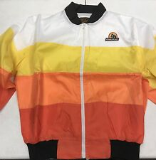 Armor All vintage racing jacket brand new 1980s dayglo Halloween Costume Size L