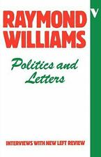 Politics and Letters: Interviews with New Left Review-ExLibrary