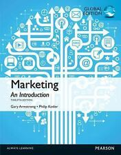 Marketing: An Introduction, Global Edition, Kotler, Dr Philip, Armstrong, Gary,