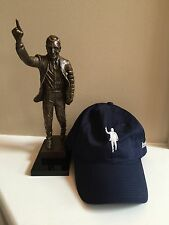 Joe Paterno Statue Image on a Nike Hat PENN STATE - WE ARE JoePa - Navy v2