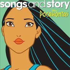 Songs and Story: Pocahontas by Disney (CD, Aug-2012, Walt Disney)