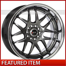XXR 526 18x10.5 5-114.3 5-120 +20 Chromium Black Wheel