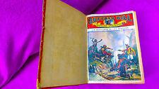 BUFFALO BILL, COLECCION COMPLETA 58 NUM, SOPENA 1931