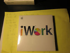 (Lot of 2) iWork '09 Full Retail Version DVD  MB942Z/A Office Productivity Suite