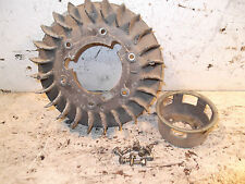 87 polaris 340 indy sport cooling fan recoil cup w/ bolts