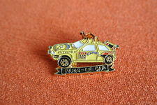 18223 PIN'S PINS AUTO CAR RALLYE PARIS LE CAP CITROEN MICHELIN CAMEL LTD EDITION