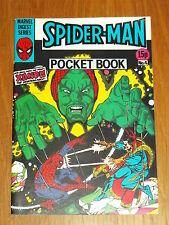 MARVEL DIGEST SERIES SPIDERMAN #4 BRITISH POCKET BOOK
