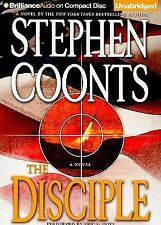 Tommy Carmellini: The Disciple 4 by Stephen Coonts (2009, CD, Unabridged)