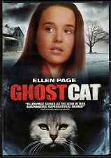 GHOST CAT-ELLEN PAGE and father move to new house, protected by GHOST CAT