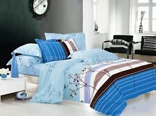 SETAN Queen Size Bed Quilt/Doona/Duvet Cover Set New 100% Cotton