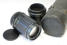 Asahi Pentax 135mm 1:3.5 SMC Takumar M42 lens, fits any M42 Camera mount 3.5/135
