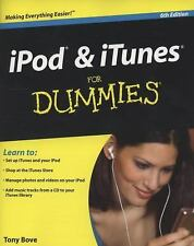 iPod & iTunes For Dummies (For Dummies (Computers)) Bove, Tony Paperback