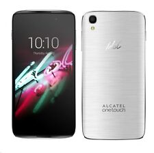 Alcatel One Touch Idol 3 Metallic Silver 6039Y Android Ohne Simlock Neu