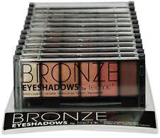 Paleta de Sombras de Ojos Technic-Bronce-Ojos Brillo Colores Brillantes