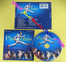 CD SOUNDTRACK Nicola Piovani Pinocchio 7243 5 43182 2 1 no dvd vhs mc lp(OST3)