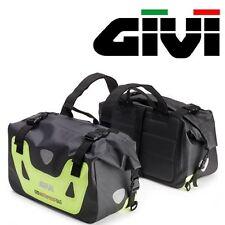 Sacoches cavalières etanches GIVI WP405 valises fluorescent moto NEUF hi-vis