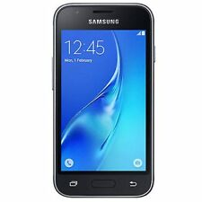 Samsung Galaxy J1 Mini 2016 CELLULARE Duos SM-J105H-DS NERO 945115