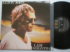 ELTON JOHN Lady Samantha SPAIN PROMO LP DJM 1980 Mint UNPLAYED