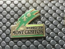 pins pin BADGE GOLF CLUB PRO AM MONT GRIFFON LYS