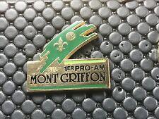 pins pin BADGE GOLF CLUB PRO AM MONT GRIFFON LYS